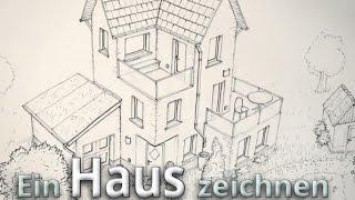 Hauser Zeichnen Lernen Free Video Search Site Findclip