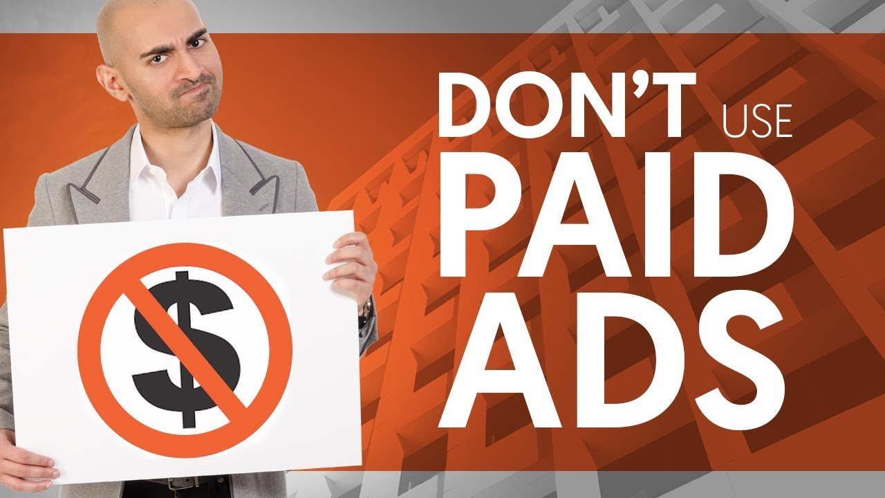 Don't Use Paid Ads: My #1 Organic Marketing Strategy