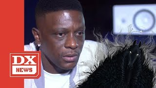 Boosie Badazz Claims Smoking Angel Dust Made Him See Demons