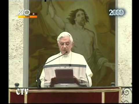 Angelus à Castelgandolfo