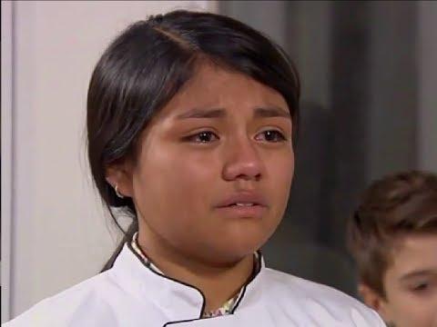 Master Chef Junior 2017. Nicole eliminada, resumen participación (Programa 11)