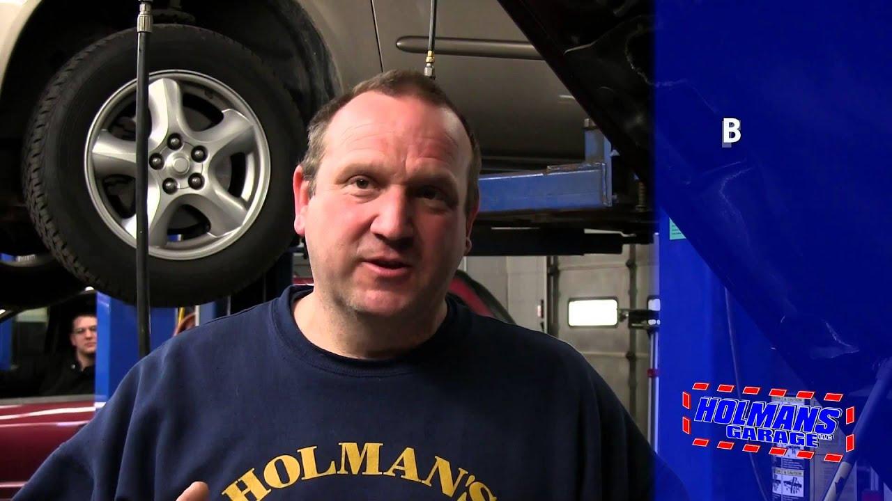Holman's Garage