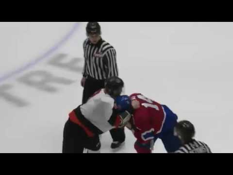 Cameron MacPhee vs. Davis Murray