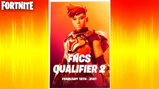 Fortnite FNCS We Qualified for Round 2! (FNCS Qualifier 2)