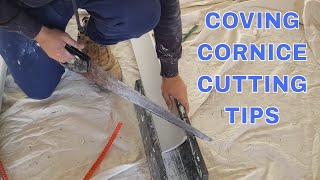 DIY Coving Cornice Cutting Tips for Beginners