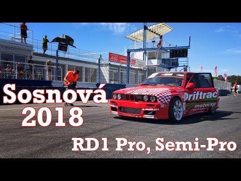 RD1 Transport Projekt Drift Challenge - Sosnová