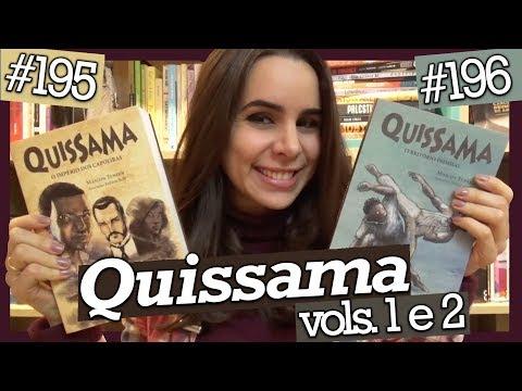 QUISSAMA, Volumes 1 e 2 - Maicon Tenfen (#195/196)