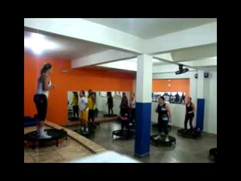 Jump Professora Jeane - Wellness Academia - Calmon Viana - Poá - SP