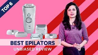 ✅ Top 6: Best Epilators in India With Price 2020   Epilator Review
