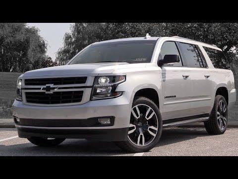 2019 Chevrolet Suburban: Review