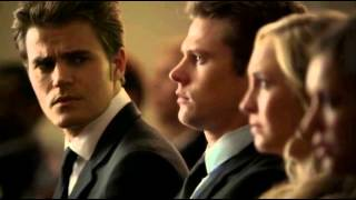 Sheriff Forbes Funeral And Damons Eulogy 6x15