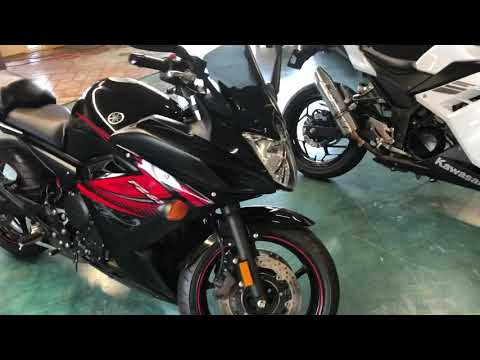 2012 Yamaha FZ6R in Louisville, Tennessee - Video 1