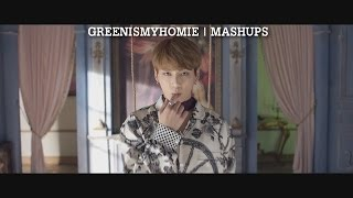 Gambar cover [MASHUP] BTS VS. GD X TAEYANG - BLOOD, SWEAT AND TEARS + GOOD BOY