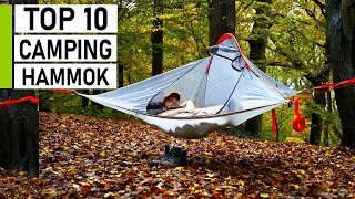 Top 10 Best Hammocks For Camping & Backpacking