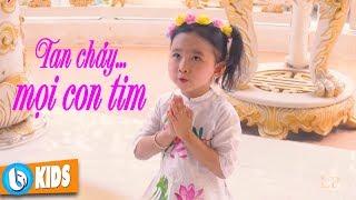 Bông Hồng Cài Áo - Candy Ngọc Hà | Giọng Ca Nhí Hát Về Mẹ Tan Chảy Mọi Con Tim