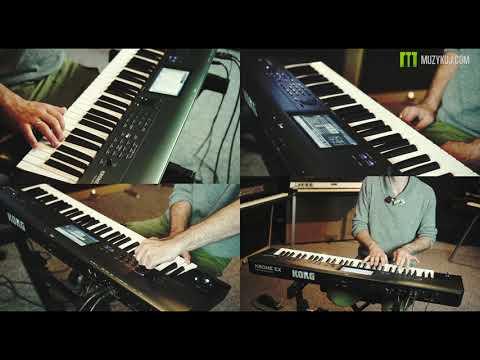 KORG KROME EX DANCE MUSIC by MUZYKUJ