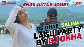 "LAGU JOGET ENDE LIO TERBARU 2019 ""by OS DHAE - SALINA"" - DJ OKHA"