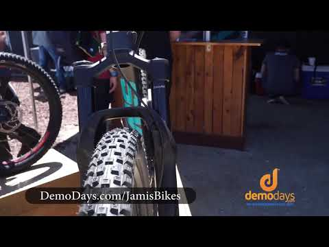 Jamis Bikes Portal Mountain Bike with Flip Chip at Sea Otter