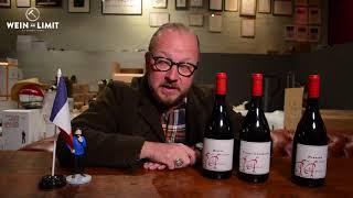 Ankündigung des 36. Livestream - Das Pacalet-Pinot-Paket