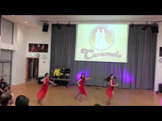 Caramelo Ladies Styling Student Team 29Nov2014