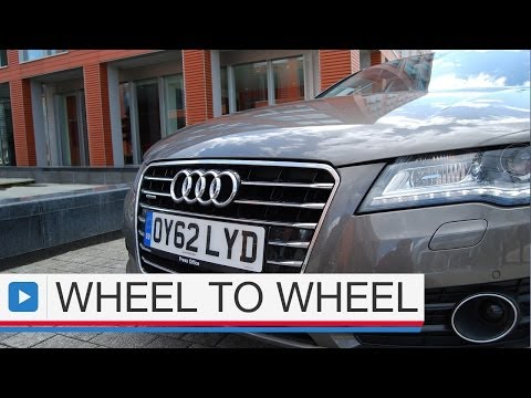Audi A7 Sportback vs BMW 6 Series Gran Coupe vs Mercedes CLS video 1 of 4