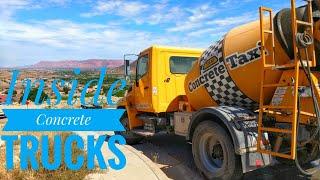 How Concrete Trucks Work