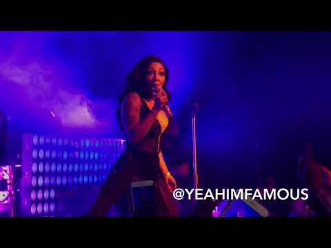 K Michelle Live Kimberly The People I Used To Know Album Release Concert at Highline Ballroom NYC