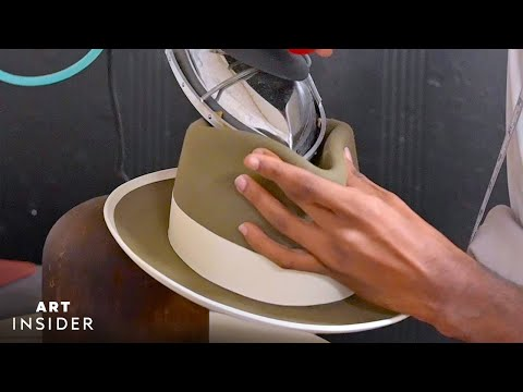 How Custom Hats are Made