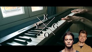Happy Now - Kygo & Sandro Cavazza (Piano Cover)
