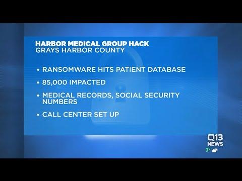 Ransomware attack hits Grays Harbor Community Hospital