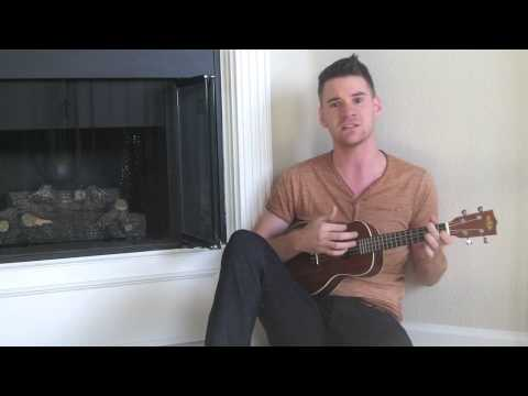 """Trouble"" By Taylor Swift (Ukulele Cover by David Daily)"