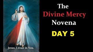 Divine Mercy Novena & Chaplet - Day 5