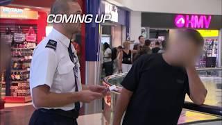 UK Customs Agents Bust a Drug Smuggler