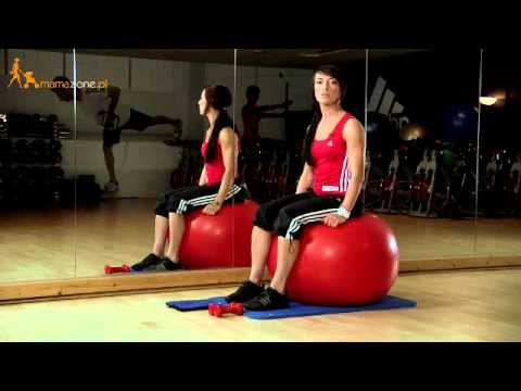 Ćwiczenia mięśni kora