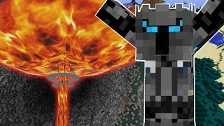 Minecraft: BLOW EVERYTHING UP MISSION! - Custom Mod Challenge [S8E87]