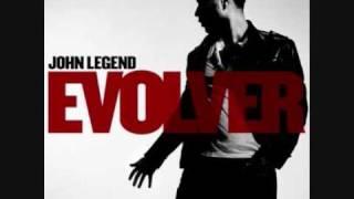 It's over - John Legend