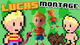 Lucas Montage - SSB4 Wii U