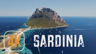 4K The MOST beautiful place in ITALY! BEST of Amazing SARDINIA!