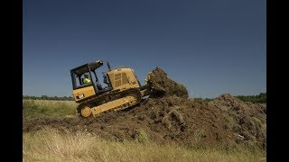Maintenance and Serviceability | Cat® D3K2, D4K2, D5K2 Small Dozers