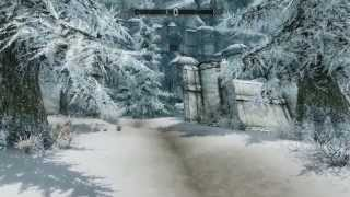 TES V - Skyrim RIS Real Ice and Snow Graphic Mod