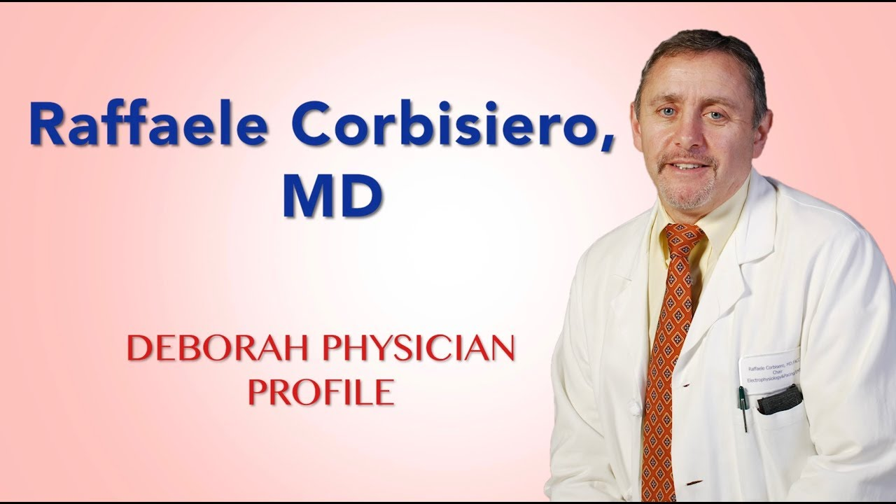 Meet Raffaele Corbisiero, MD