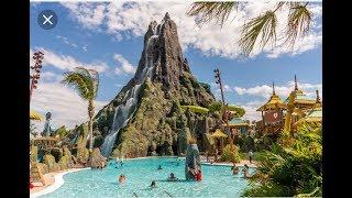 🔴 ФАНТАСТИКА АКВАПАРК 🔴 Volcano Bay Universal Studios Orlando Florida 06.10.2018
