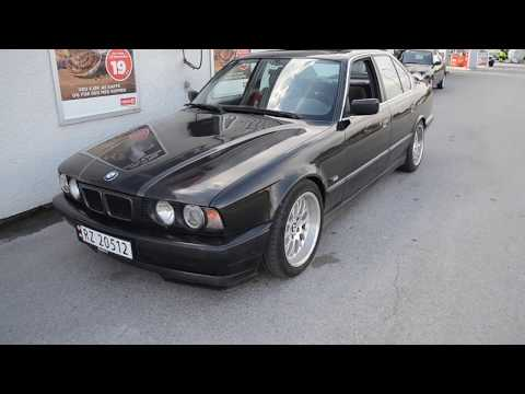 PICKED UP NEW RIMS ! BMW E34 525i DailyDrifter Ep.23