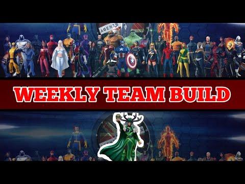 Weekly Team Build #4 - Hela