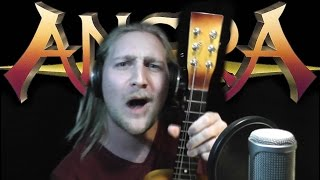 ANGRA - SPROUTS OF TIME (Live Vocal Cover and A Cappella)
