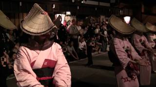 【富山県】秋の到来を告げる踊り「おわら風の盆」