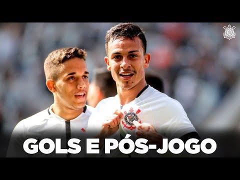 Confira os gols da vitória do Corinthians em cima do São Paulo na Copa do Brasil Sub-20