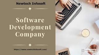 Software Development Company in India |Newtech Infosoft Pvt.Ltd.