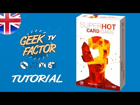 SUPERHOT the Card Game (Demo)