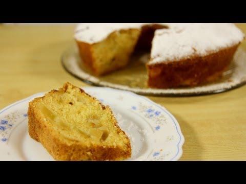 Apple Cake with Nonna Recipe – Laura Vitale – Laura in the Kitchen Episode 477